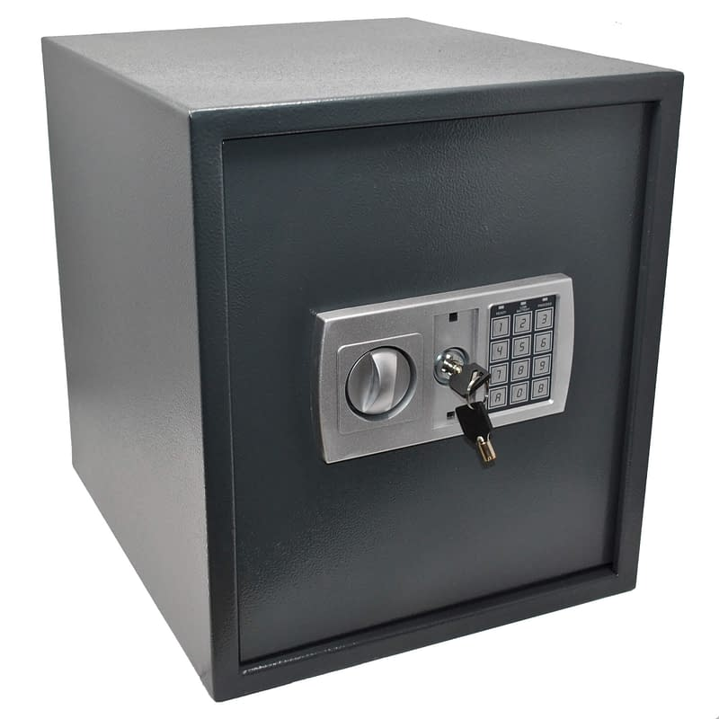 Large Time Lock Safe