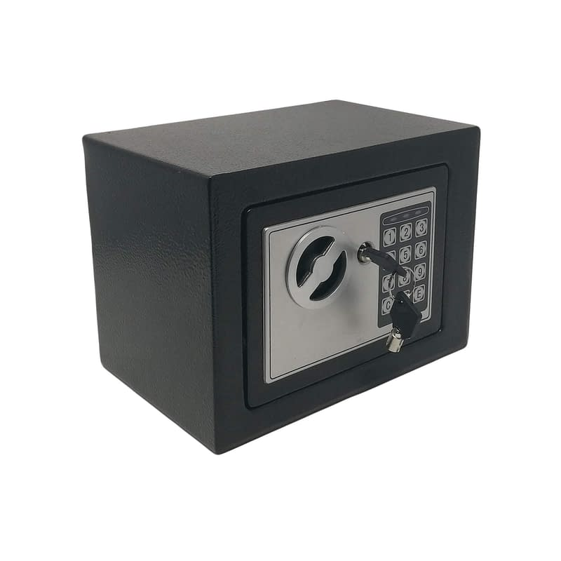Small Time Lock Safe