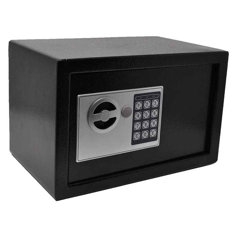 Time Lock Safe standard