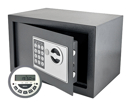 time lock safe with timer